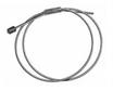 câble de thermostat 469mm pour 1700-1800-2000cc dans T2 8/71-12/82
