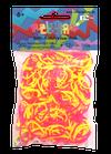 Dual-Farben Gelb-Pink / bicouleurs jaune-rose Silikon