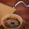 コーヒースパウトフロー制御