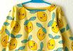 Mustermix Kleid 'Sweet Lemons'