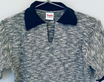 Poloshirt dunkelmarine