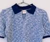 Poloshirt Royalblau