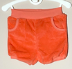 Frottee-Shorts 'Mandarine'