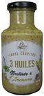 Sauce crudités 3 huiles moutarde à l'Ancienne