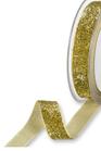 Nastro Glitter Oro 18mm 24046-311