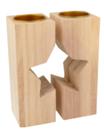 Porta t-ligth in legno Artemio Cod. 14003021
