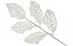 Foglie Glitter Bianco Renkalik PDl15631