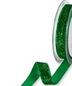 Nastro Glitter Verde 18mm 24046-57