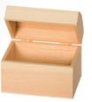 Scatola in legno Artemio Cod. VICB03