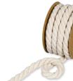 Corda Cotone Bianco Sporco Cod. 24400-70