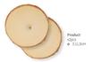 Set 2 Dischi in legno 11,5 cm Artemio Cod. 14002959