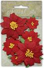 Stelle di Natale Rossa Stamperia Cod. SF144