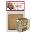 Set Cartonaggio Royal Box and Book  Cod. KCS004