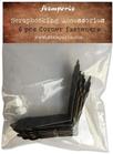 Angoli in metallo 6pz Stamperia Cod. SBA401