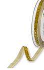 Nastro Glitter Oro 10mm 24046-311