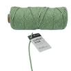 Nastro Cotton Irisé Verde