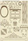Set di Forme Elementi di arredo