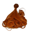 Capelli Ricci Rosso Tiziano lunghi 15cm