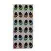 Occhi 3D misura 11mm cod 100D11