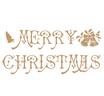 Stencil Decò Merry cod. 0001379