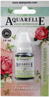 Aquarelle Emerald Green Cod KAWCL05 Stamperia