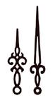 Lancette per meccanismo Cod. 14001518