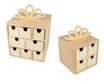 Set Calendario Avvento in Legno Artemio Cod. 14003370