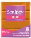 Premo Sculpey  Burnt Orange col. 5012