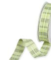 Nastro a Quadri Verde  25mm Cod. 2878-025-563