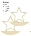 Stella su Base Artemio Cod. 14002409