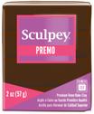 Premo Sculpey  Burnt Umber col. 5053