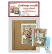 Set Cartonaggio Sweet Box  Cod. KCS005