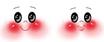 Testina in Legno Occhi Ovali mm35 cod.866-354