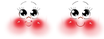 Testina in Legno Occhi Aperti  mm40 cod.866-402