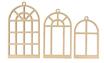 Finestra in Legno set da 3pz Cod. 14003294