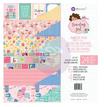 Blocco Prima Marketing Traveling Girl 30,5x30,5 Cod. 912864
