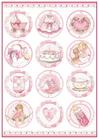Carta Riso A4 Stamperia DFSA4289