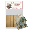 Set Cartonaggio House of Journals  Cod. KCS003