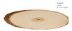 Set 2 Ovali in legno 20/23 cm Artemio Cod. 14002963