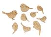 Uccellini in set da 18pz  Cod. 14003291
