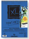 Blocco XL Canson A4 Mix Media 300gr Cod. C400110540