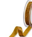 Nastro Glitter Oro Ducato 18mm 24046-95