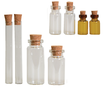 Set Bottigliette in vetro 8pz Cod. 11006638
