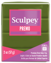 Premo! Sculpey  Spanish Olive col. 5007