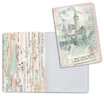 Notebook A5 Wonderland Castello Stamperia Cod. ENBA5007