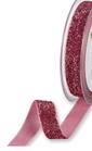 Nastro Glitter Rosa 18mm 24046-510