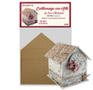 Set Cartonaggio Box House Cod. KCS001