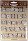 Timbro Hd Stamperia Alfabeto Cod. WTKCC159