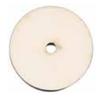 Piedistallo Cerchio con Foro Diam. 8cm Cod. LEL147