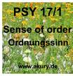 PSY 17/1
